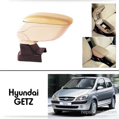 Schwer Hyundai Getz Koltuk Arası BEJ Kol Dayama Kolçağı-8522