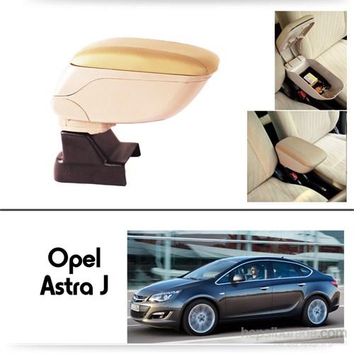 Schwer Opel Astra J Koltuk Arası BEJ Kol Dayama Kolçağı-8529
