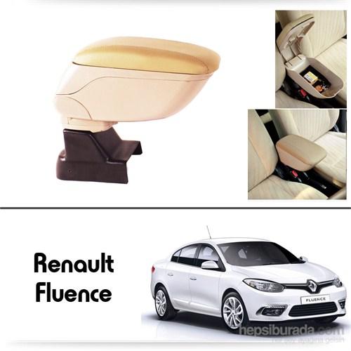 Schwer Renault Fluence Koltuk Arası BEJ Kol Dayama Kolçağı-8541