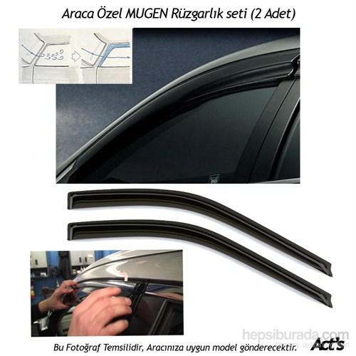 Schwer Mugen Fiat Doblo 1 Ön Cam Rüzgarlığı Seti-8220