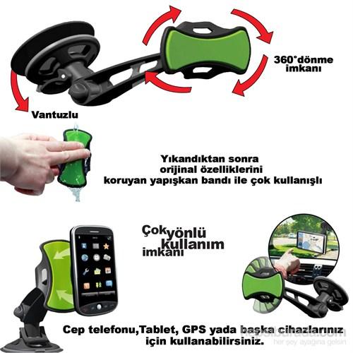 Automix Cep Telefonu Ve Navigasyon Tutacağı 360