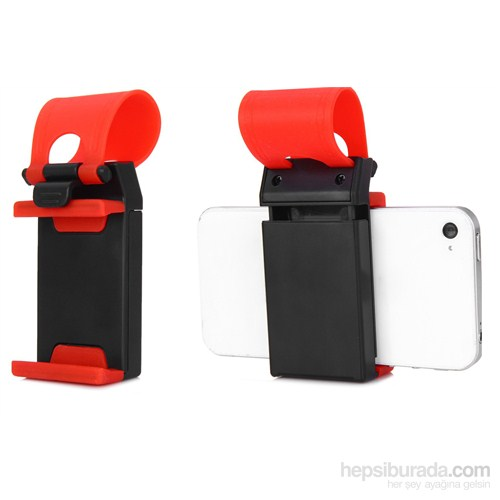 ModaCar Direksiyona Takılan Araç Cep Telefon Tutucu 102259