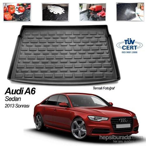 Audi A6 Bagaj Havuzu 2013 Sonrası