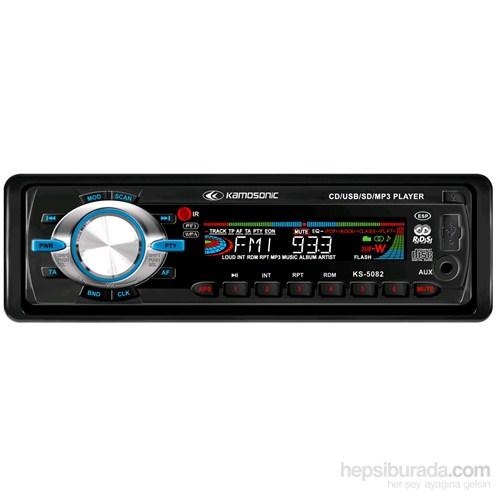Kamosonic KS-5082 Oto Radyo CD Çalar