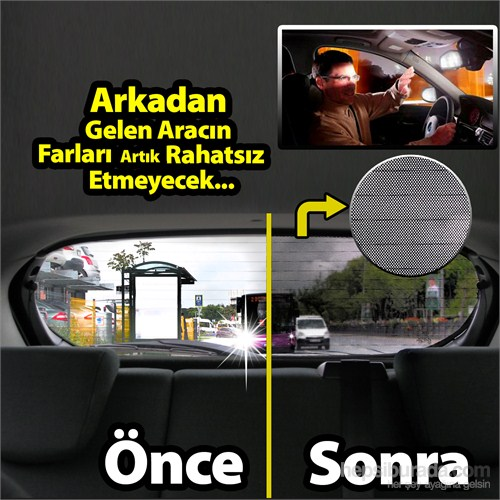 Nissan X-Trail Arka Cam Perdesi 2009-2011
