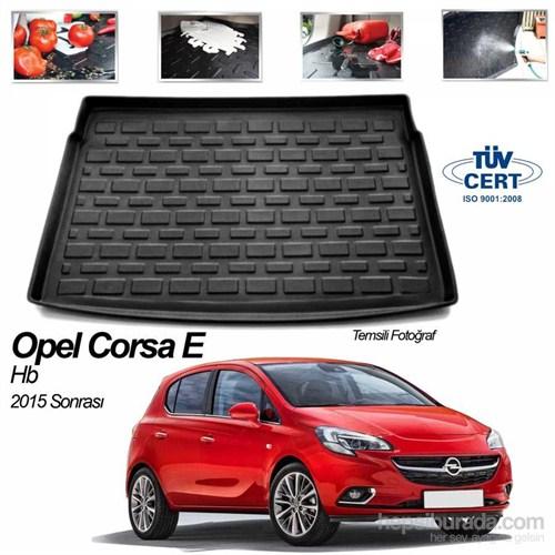 Opel Corsa E Bagaj Havuzu 2015