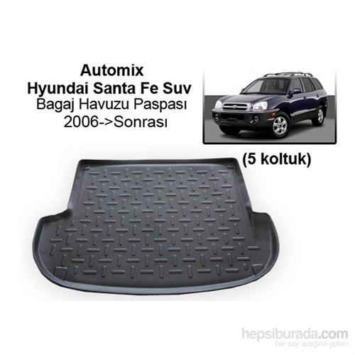 Hyundai Santa Fe Suv Bagaj Havuzu 2006 Sonrası