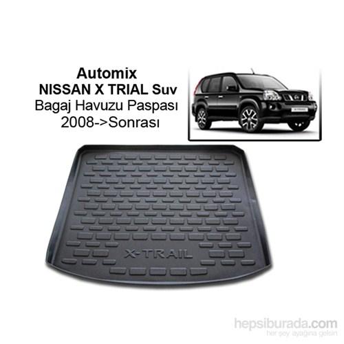 Nissan X Trial Bagaj Havuzu 2008-2014
