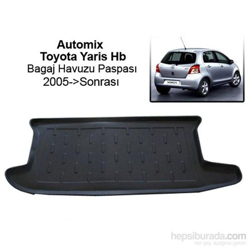Toyota Yaris Hb Bagaj Havuzu 2005-2010