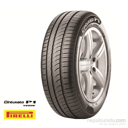 Pirelli 185/60R15 88H XL Cinturato P1 Verde Oto Lastik