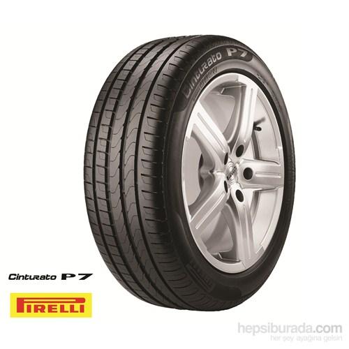 Pirelli 225/60R17 99V Cinturato P7 RFT Oto Lastik