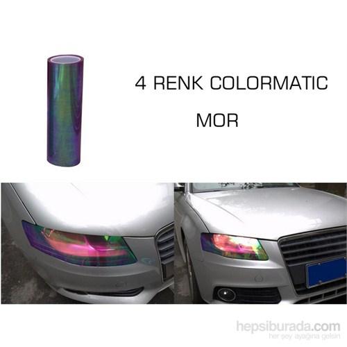 ModaCar 4 RENK COLORMATIC MOR Far Stop Filmi 102411