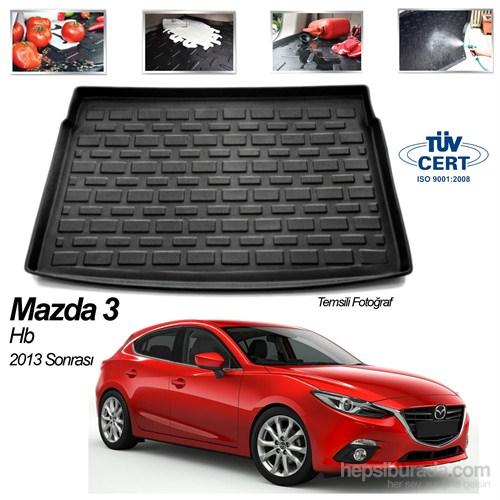 Mazda 3 Hb Bagaj Havuzu 2013