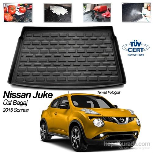 Nissan Juke Bagaj Havuzu Üst Bagaj 2015