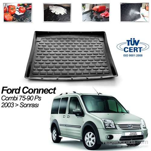 Ford Connect 75/90 Bagaj Havuzu 2003-2015