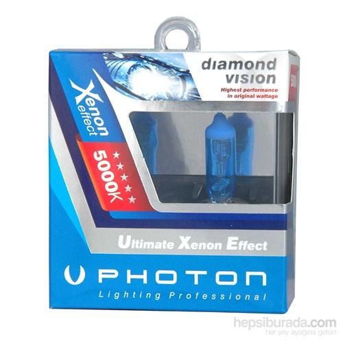 Photon Xenon Ampul 12v H3 55w 5000K PH5503 DV