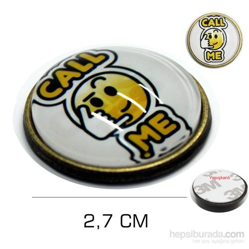 ModaCar Yapışkanlı EMOJİ 2.7 cm 102465