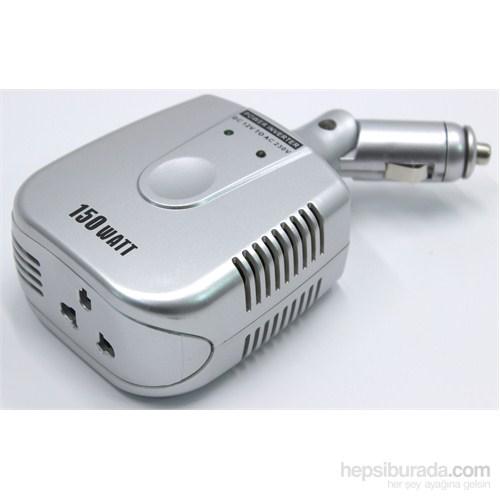 ModaCar 12 Volt >> 220 Volt INVERTER 150 Watt 102490