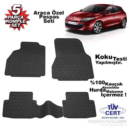 İmage Renault Megane 3 Hb Paspas Siyah