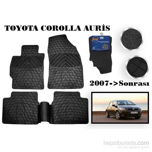İmage Toyota Auris Oto Paspas Siyah 07-12