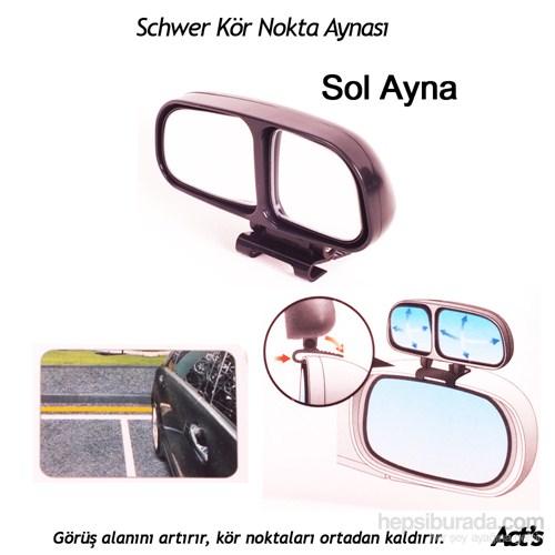 Schwer SOL Ayna Kör Noktası Aynası 8575