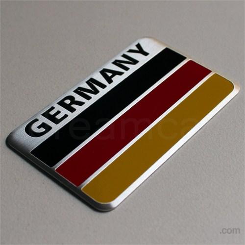 Dreamcar Germany 5 Metal Amblem