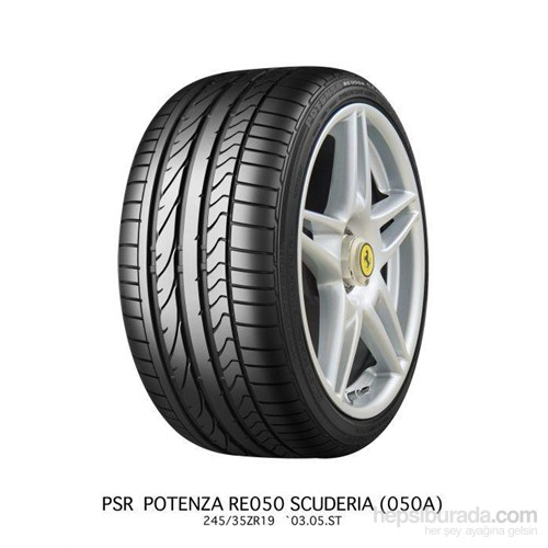 Bridgestone 225/50R17 94Y Re050-Rft Yaz Lastiği