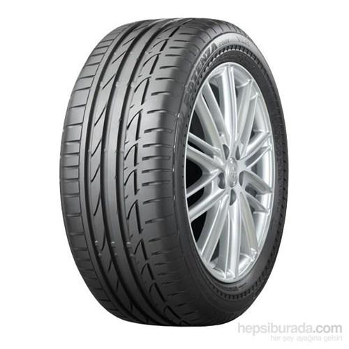 Bridgestone 255/45R17 98W S001 Rft Yaz Lastiği