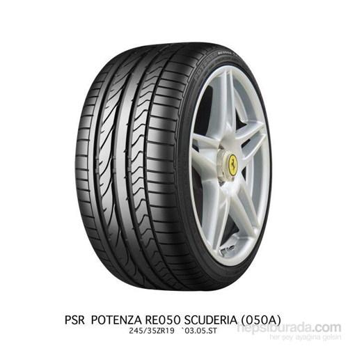 Bridgestone 205/40R18 82W Re050a-Rft Yaz Lastiği