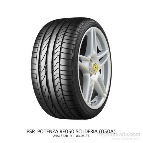 Bridgestone 255/45R18 99Y Re050 Yaz Lastiği