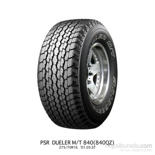 Bridgestone 265/60R18 110H H/T840 Yaz Lastiği