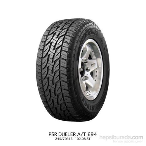 Bridgestone 31X10.50R15 109S A/T694 Owl Yaz Lastiği