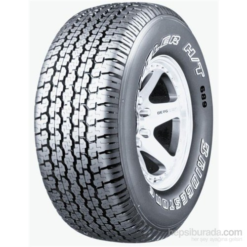 Bridgestone 265/70R16 115R H/T689 Owt Yaz Lastiği