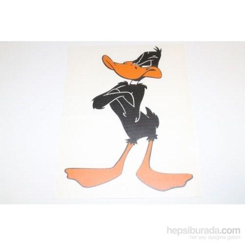 Duffy Duck Sticker 13 x 9 cm