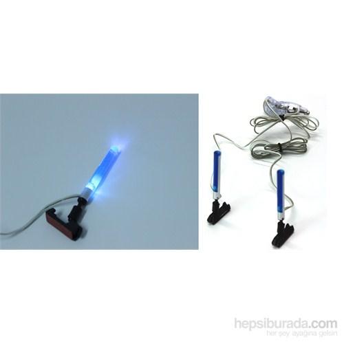 ModaCar Mini Mavi Torpido Lambası 102553
