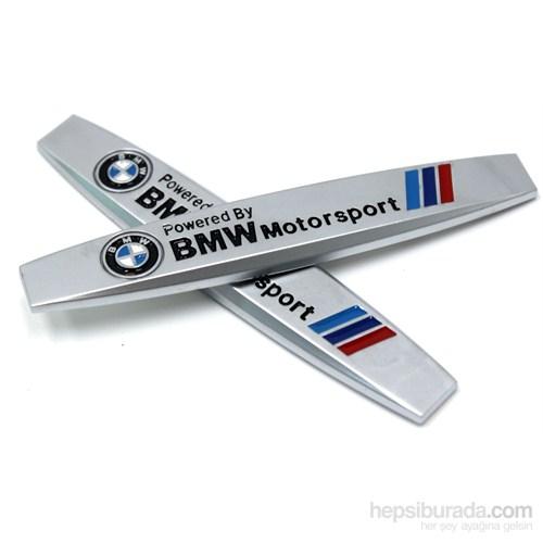 ModaCar Metal BMW MOTORSPORTS Yazı 102632