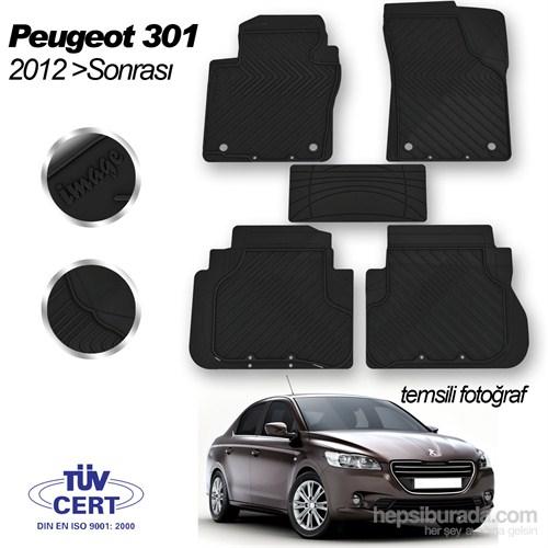 İmage Peugeot 301 Oto Paspas Siyah