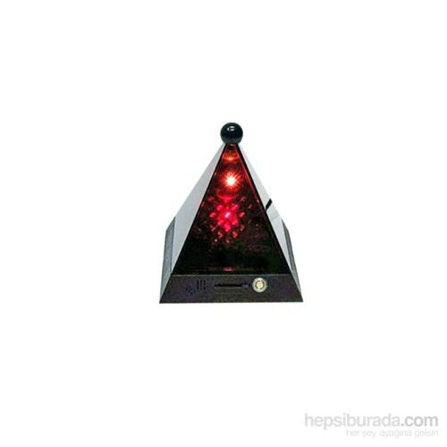 Space Flaşlı İkaz Lambası Mavi+Kırmızı Laak31