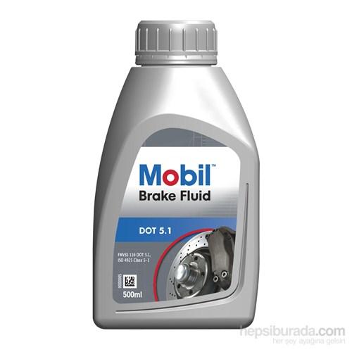 Mobil Brake Fluid DOT 5.1 0,5lt Fren Hidroliği