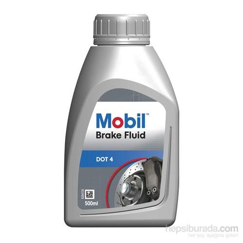 Mobil Brake Fluid DOT 4 0,5lt Fren Hidroliği