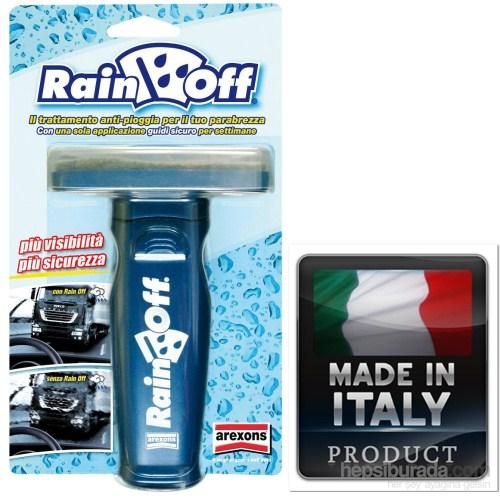 Arexons Rain-Off Pratik Kullanımlı Yağmur Kaydırıcı 102935