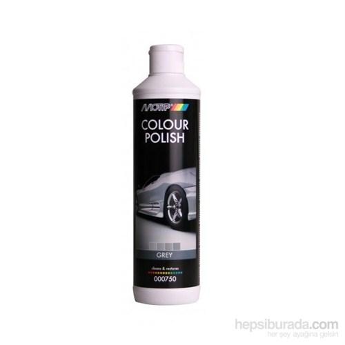 Motip Colour Polish Renklli Cila Gri 500 Ml.
