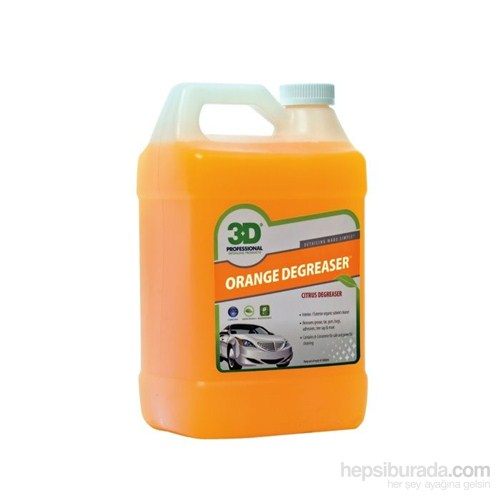 3D Orange Cleaner Agresif Temizlik 3.79 Lt.