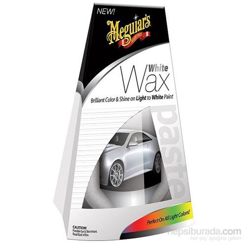 Meguiars White Wax Beyaz Cila