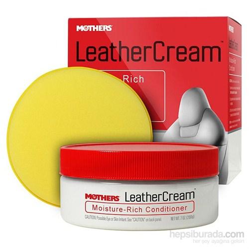 Mothers Leathertech Deri Koruyucu Bakım Kremi