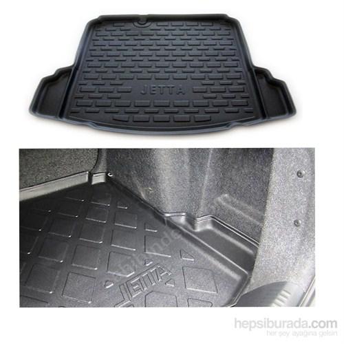 Scantec Volkswagen Jetta 3 Boyutlu Bagaj Havuzu 2011 Sonrası Modeller Cepli (Kulaklı)