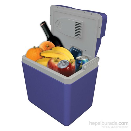 Kale Araç İçi Oto Buzdolabı 25 Litre Çakmak Sarjlı