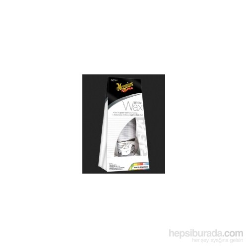 Meguiars White Beyaz Wax