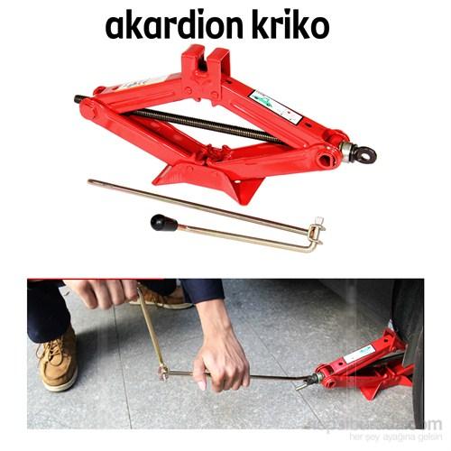 Schwer Akordion Makaslı Kriko 9413