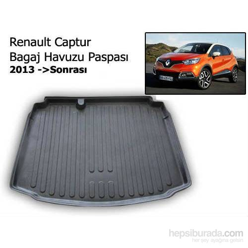 Renault Captur Jeep Bagaj Havuzu 2013 Sonrası